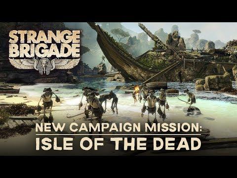 Strange Brigade - The Thrice Damned #1 | PC, PS4, Xbox One thumbnail