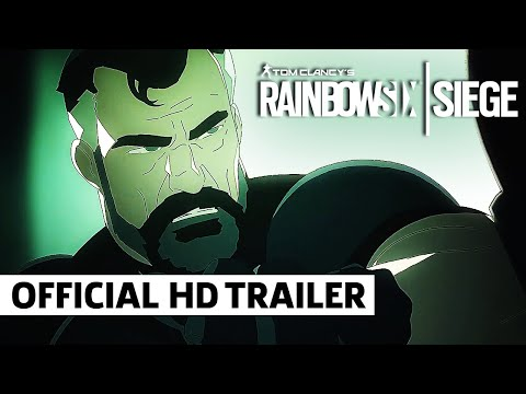 """Rainbow Six Siege: Operation Shadow Legacy - Official Animated Trailer 