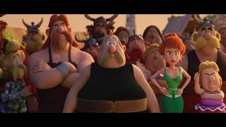 Asterix -trailer