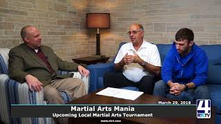 Martial Arts Tournament Coming to Rochester