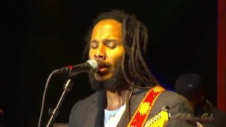 'True To Myself' – Ziggy Marley live @ Cali Roots Festival (2014)