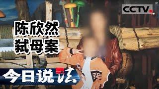 《今日说法》走出深渊:弑母之后 少女悔悟令人唏嘘 20170624 | CCTV今日说法官方频道