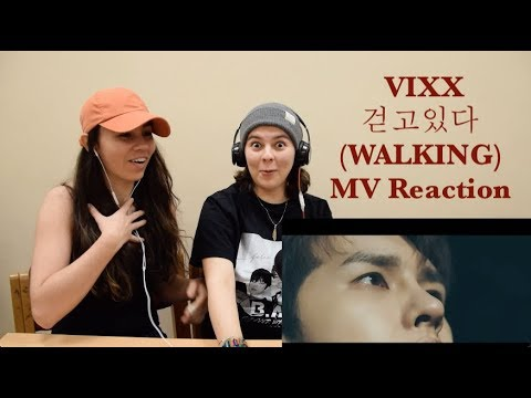 VIXX -  '걷고있다 (WALKING)' MV Reaction