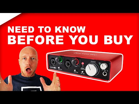 Focusrite Scarlett 2i2 review (+ unboxing): even sceptics CONVINCED