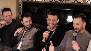 Spittin' Chiclets Interviews Keith and Brian Yandle + Teddy Purcell