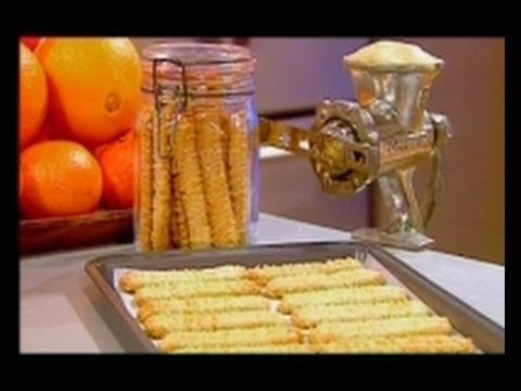 מתכון לעוגיות מרוקאיות של קרין גורן