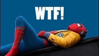 Cosas que no tienen sentido en Spider-Man Homecoming