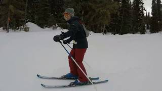 Spring Riding @ Sun Peaks, Kamloops BC. March 2018 - Video Youtube