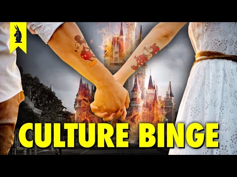 Dying for Disney – Culture Binge Episode #36