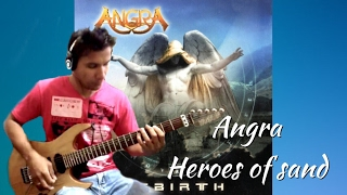 Angra - Heroes of sand [Guitar Cover]