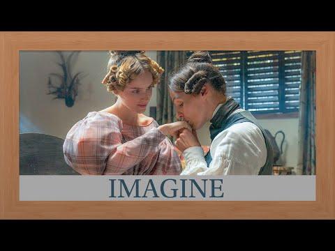 [Gentleman Jack] Anne Lister and Ann Walker - Imagine