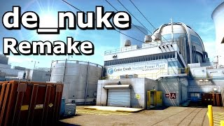 de_nuke Remake Analysed