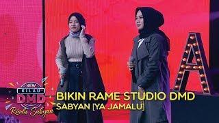 BIKIN RAME Studio DMD Sabyan [YA JAMALU]   DMD Rindu Sabyan (2011)