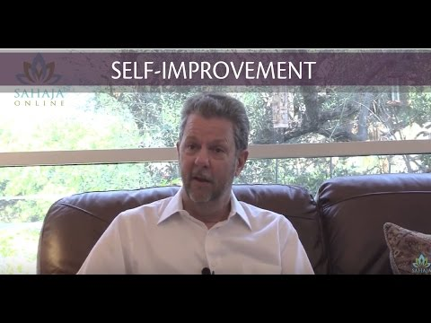 How Sahaja drives our Self-Improvement goals