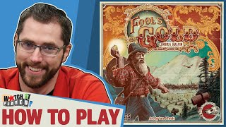 Fool's Gold - How To Play