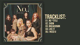 [Full Album] 씨엘씨 (CLC) - No.1