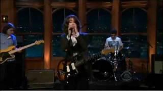 Arctic Monkeys - Cornerstone live with Craig Ferguson