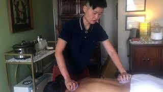 Myofacial Cupping Demo with Julie Wang