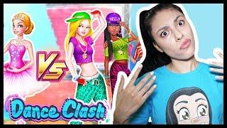 I Got Dance Moves! DAB! - DANCE CLASH: BALLET vs HIP HOP - App Game