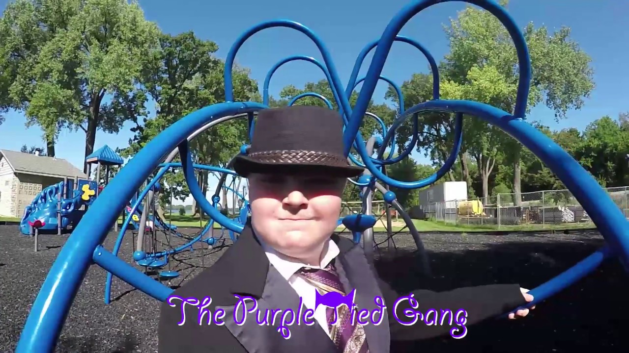 The Purple Tied Gang