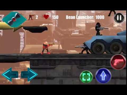 MEGA LEVEL 6 (Bean Launcher)