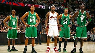 "Dan Patrick Reacts to Kevin Garnett's Claim That Celtics ""Broke LeBron"" | 12/19/19"