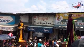 preview picture of video 'Vía Crucis de Viernes Santo, Ciudad de San Marcos 2014 (2)'