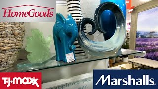 HOMEGOODS TJ MAXX MARSHALLS DECOR DECORATIVE ACCESSORIES SHOP WITH ME SHOPPING STORE WALK THROUGH