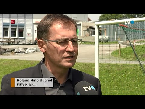 Interview FIFA-Korruptionsskandal
