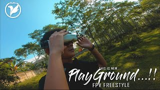 DIWFPV - THIS IS... NEW PLAYGROUND..!!! | FPV FREESTYLE INDONESIA