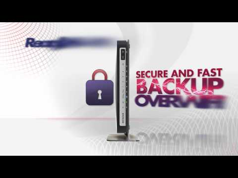 NETGEAR N750 WiFi Router Premium Edition (WNDR4300) Product Tour