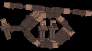 [Minecraft] Villager TV - Житель ТВ [Rus by Rissy]