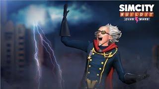 SimCity BuildIt   Club Wars Update Trailer