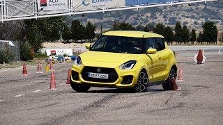 Vídeo | Suzuki Swift Sport