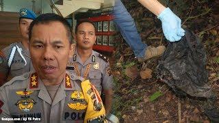 Imbau Pelaku Pembunuhan Sopir Taksol Menyerahkan Diri, Polisi: Menyerahkan atau Liang Kubur Menunggu