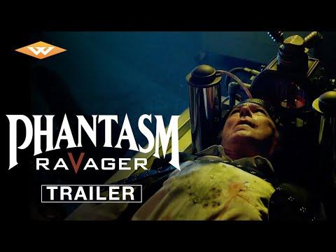 Phantasm: Ravager Phantasm: Ravager (TV Spot)