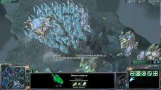 NOOBWARS #5 - Batalha TCT Starcraft 2