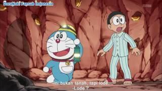 Doraemon - Menggali Makanan Dibawah Tanah & Titik Penghalang HD Subtitle Indonesia