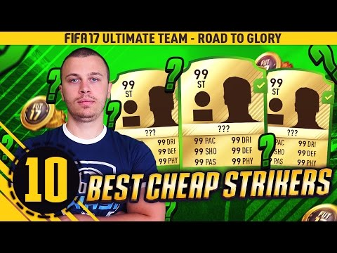 FIFA 17 ROAD TO DIVISION 1 #10 - BEST CHEAP STRIKERS - INCREDIBLE COME BACK & BEAUTIFUL SKILL MOVES