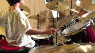 Not Today - Vocals By Tori Wilson - Drum Cover