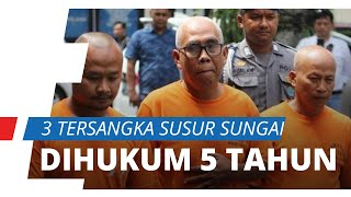 Dihukum 5 Tahun Penjara, Ini Sosok dan Identitas 3 Tersangka Susur Sungai SMPN 1 Turi