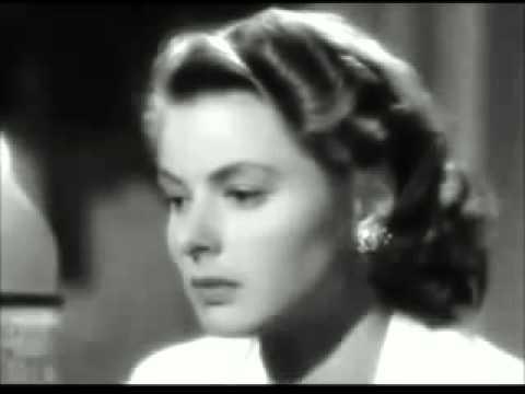 As time goes by - da CASABLANCA di Michael Curtiz (1942)