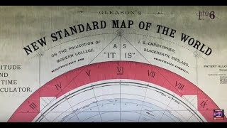 Flat Earth Gleason Map 免费在线视频最佳电影电视节目 Viveos Net