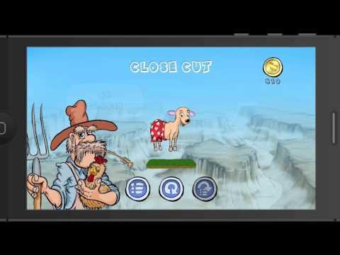Video of Bouncy sheep - The Saga Begins