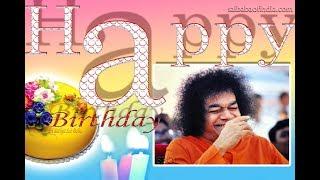 День рождения Сатья Саи Бабы| Красивое поздравление с днём Рождения Свами| Ашрам Саи Бабы |