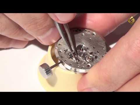 Восток 2409А - обзор и устройство наручных часов
