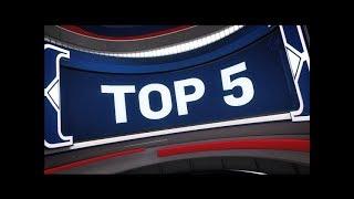 NBA Top 5 Plays of the Night | April 21, 2019