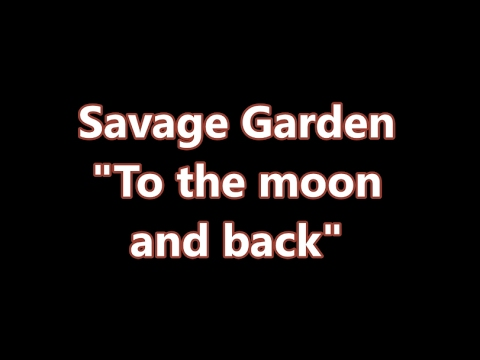 Petwi petwi 682 answers 912 likes askfm for Savage garden to the moon back