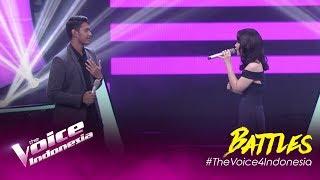 Risalah Hati (Dewa) - Chrissa vs Gus Agung | Battles | The Voice Indonesia GTV 2019