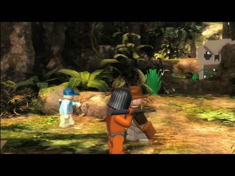 Видео № 0 из игры LEGO Indiana Jones: The Original Adventures [X360]